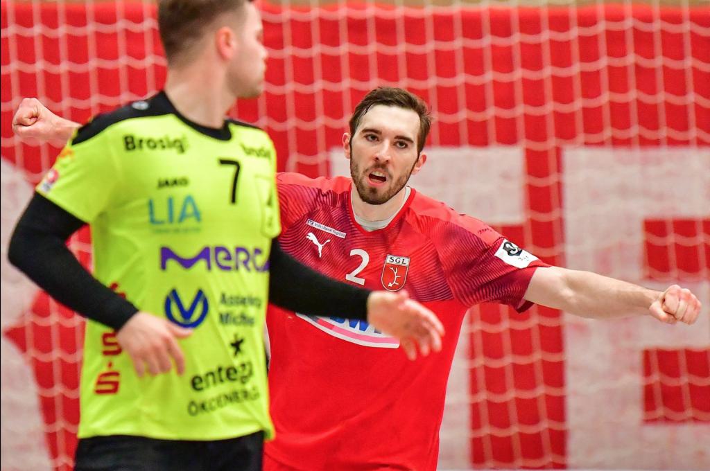 SG Leutershausen gewinnt gegen Groß-Bieberau.