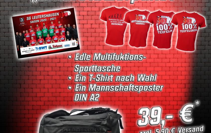 SG Leutershausen Unterstützerpaket Angebotsbild