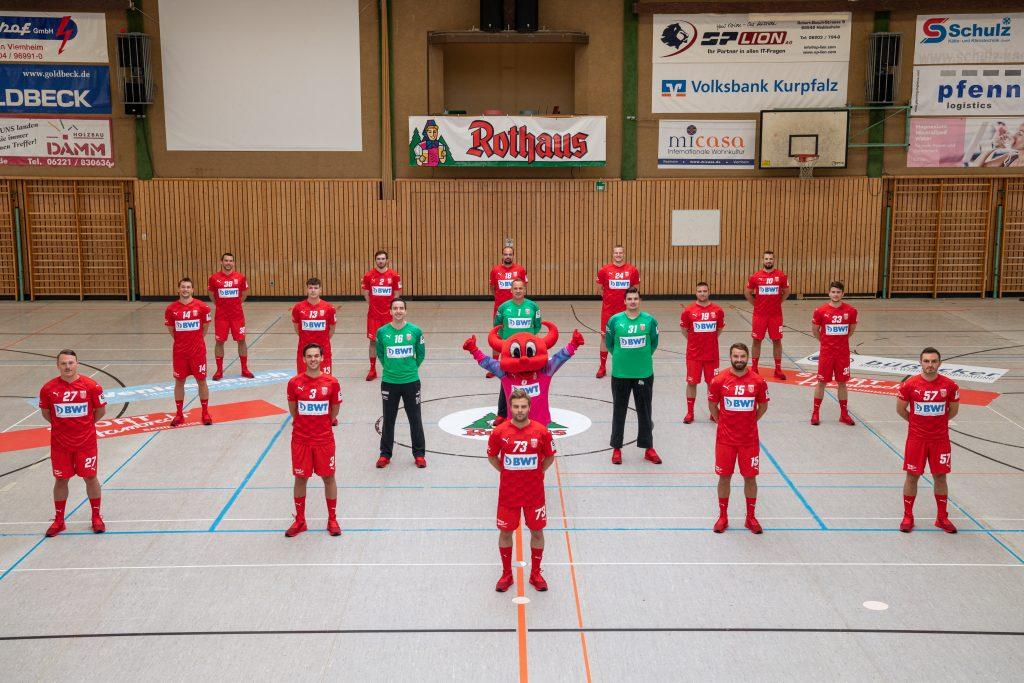 SG Leutershausen Teambild vor der Saison 2020/21