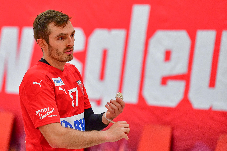 Lukas Köder verlässt die SG Leutershausen in Richtung Konstanz.