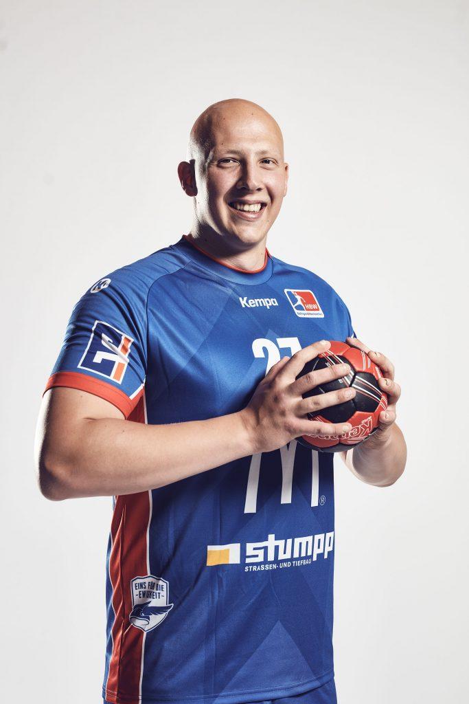 Lars Röller kommt von HBW Balingen-Weilstetten