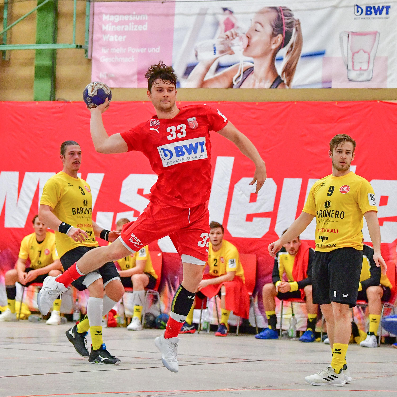 Yannick Muth, SG Leutershausen