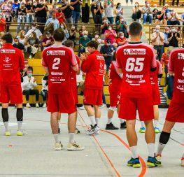 Die Mannschaft der SGL freut sich auf ihre Fans.